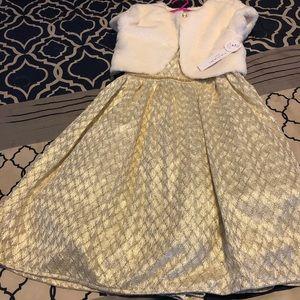 Tahari Girls dress size 7/8